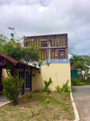 Nanny Cay Marina Office, Tortola (March 2018)